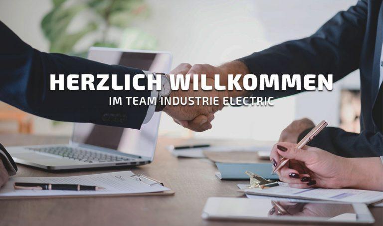 Herzlich Willkommen, <br> Julius Fröhlich und Dirk Rasche!