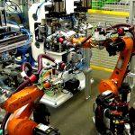 Industrie Electric_0014_18. Elektrotechnische Ausrüstung für automatisierte Verstemmvorrichtung gelötete wassergekühlte
